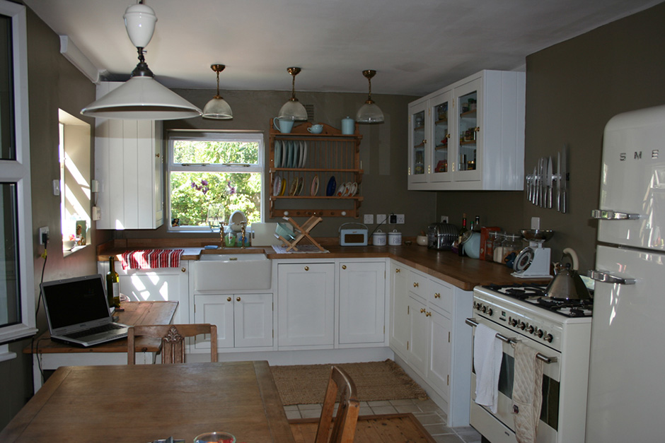 Victorian Terrace House Kitchen Design. Kitchen1