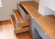 Various storage projects
